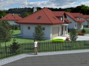 Wizualizacje architektoniczne osiedle
